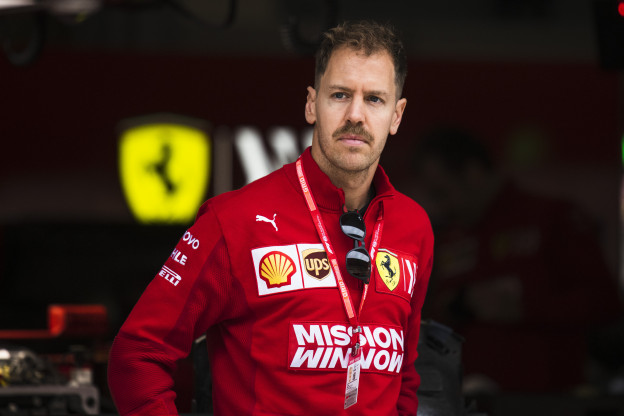 Vettel: 'Mercedes is 'bloody quick' in de bochten'