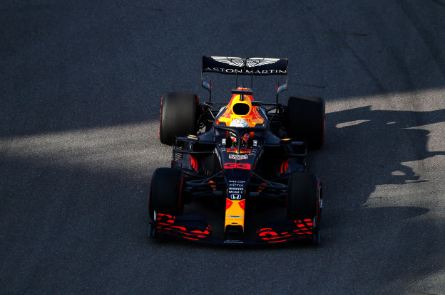 Red Bull vervangt versnellingsbak Verstappen, geen straf