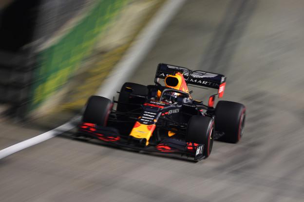Brundle verbaast zich over Red Bull: 'Niet eens met één auto'