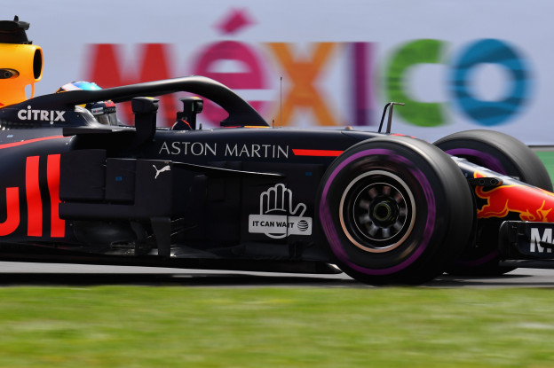 Overzicht tijden Grand Prix van Mexico 2019