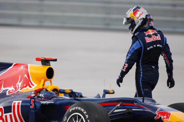 Op deze dag in de F1 | Vettel en Webber clashen met elkaar in Turkije