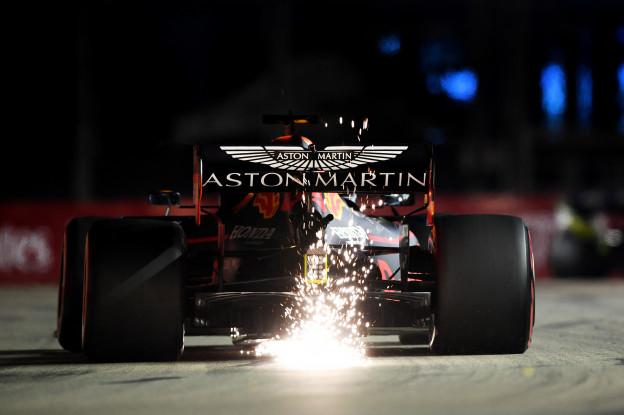 Uitslag kwalificatie Formule 1 Grand Prix van Singapore
