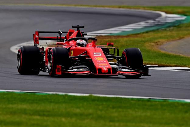 Binotto zelfverzekerd: 'Denk dat Vettel op dit moment heel gelukkig is'