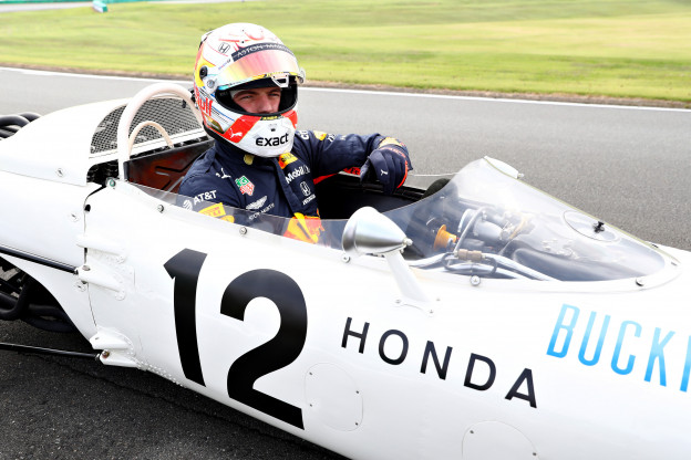 Honda jaagt op top F1: 'Verstappen kan een volksheld worden in Japan'
