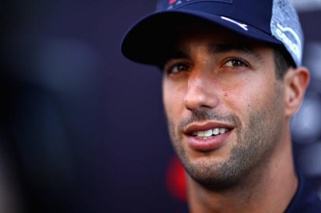 Ricciardo verrast met vierde plek: 'Dacht niet dat het haalbaar was'