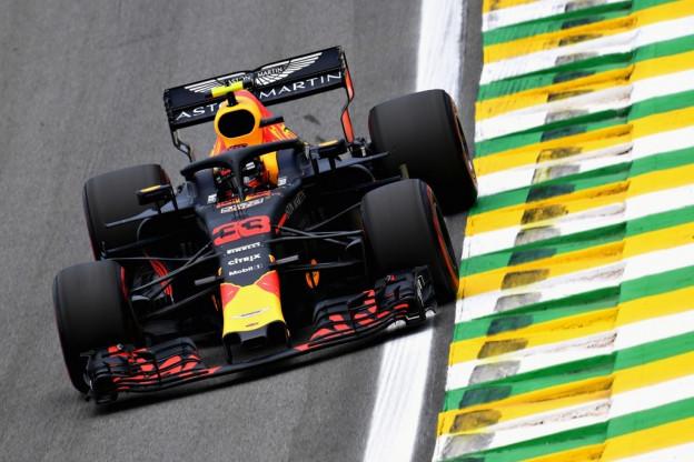 VT1 | Verstappen snelste in droge eerste training op Interlagos