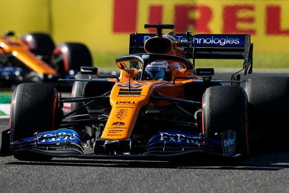 F1 techniek GP Abu Dhabi | McLaren met kleine aanpassing onderkant voorvleugel