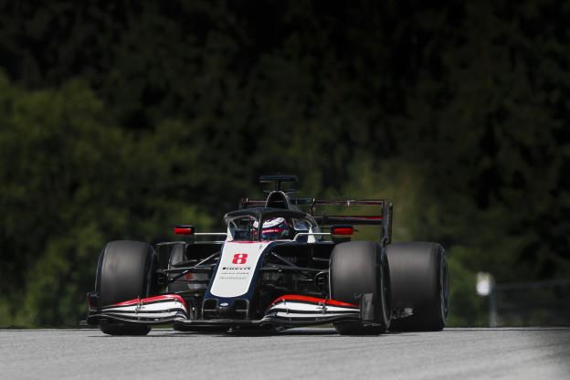 Update | Grosjean moet starten vanuit pitlane na straf FIA