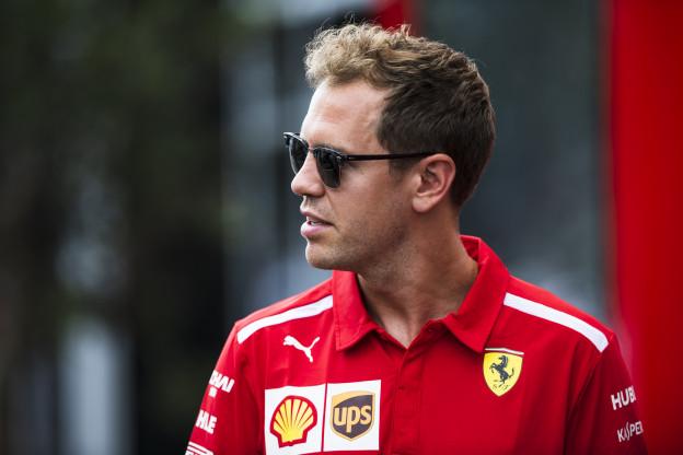 Update | Vettel uit de gevarenzone qua strafpunten na Grand Prix van Japan