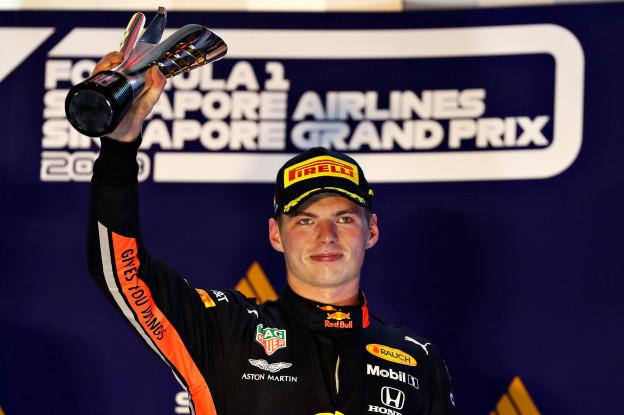 Buitenlandse media positief over podiumplek Verstappen: 'Deed wat mogelijk was'