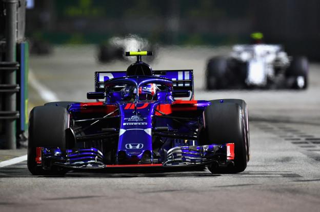 Tost krijgt zijn zin: Twee Toro Rosso's in Q3