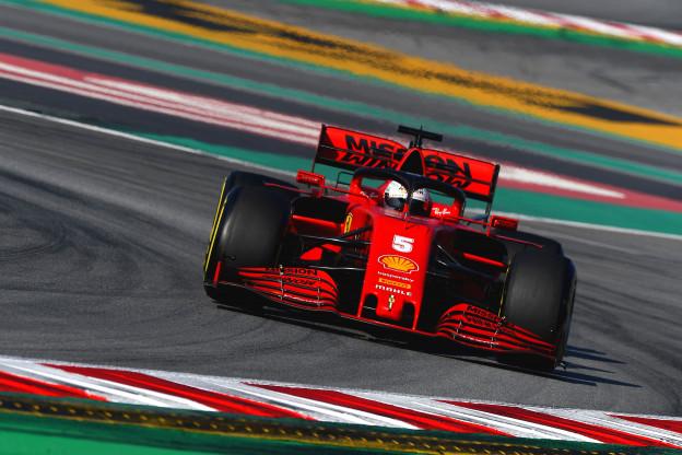 Ferrari trekt conclusies: 'Beginnen 2020 met achterstand op Mercedes'