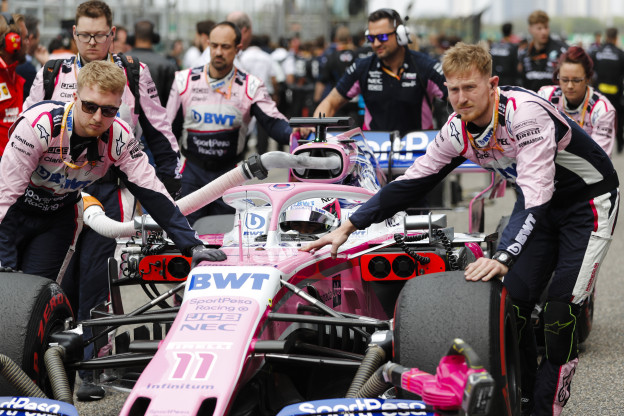 Grote update voor Racing Point: 'Willen beste team van middenveld worden'