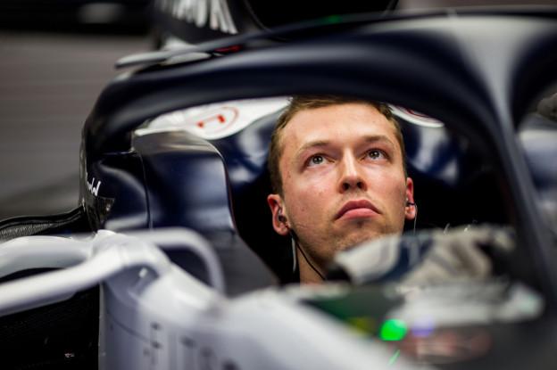 Kvyat: 'Daarin is de Formule 1 de verkeerde kant op gegaan'