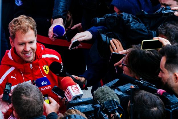 Vettel over mislukt seizoen: 'Niet eerlijk om mij de schuld te geven'