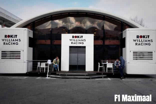 Williams haalt personeel weg bij Red Bull en Renault