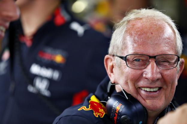 Marko weerlegt kritiek op Red Bull-programma: 'Dat boek is dicht'