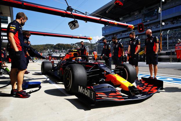 F1 Techniek | Red Bull komt met holle voorvleugel naar de Eifel