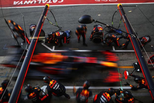 Race-engineer van Red Bull verwacht morgen snelle rondetijden