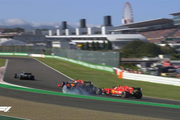 'Natuurlijk deed Leclerc dat expres. Dan had hij zo ongehoord voor lul gestaan...'