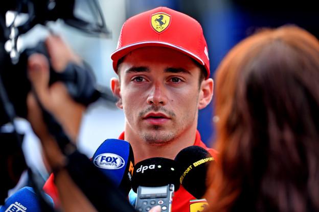 Leclerc: 'Ik ben hier ongelofelijk blij mee'