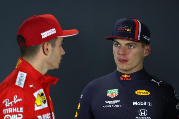 Leclerc volgt voorbeeld Verstappen: 'Ik kondig dit met groot plezier aan'