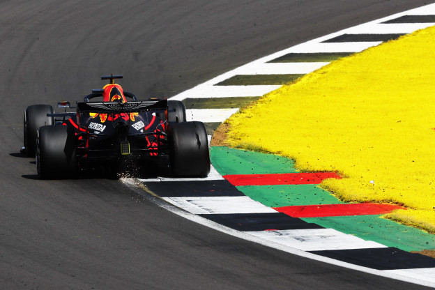 Briatore over Verstappen: 'Hij toont echt ballen op het circuit'