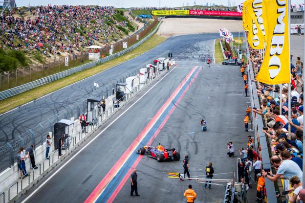 F1-organisatie naar Jumbo Racedagen om te kijken naar opzet evenement