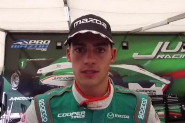 Update | Van Kalmthout derde in de laatste race in Aziatische F3