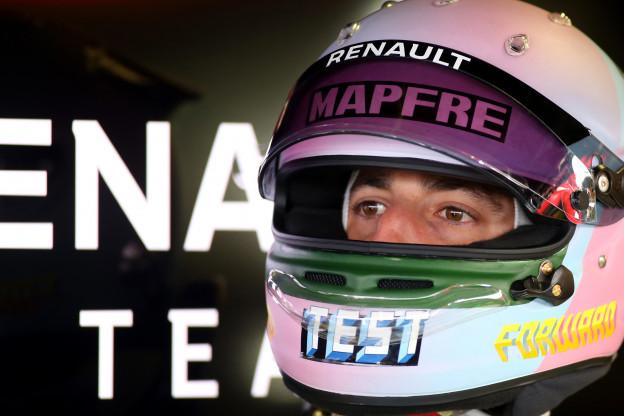 Hill: 'Ricciardo zag alle aandacht naar Max gaan en weet dat de tijd tikt'