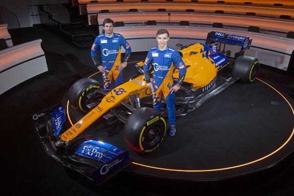 McLaren, Williams en Racing Point ook vandaag in actie