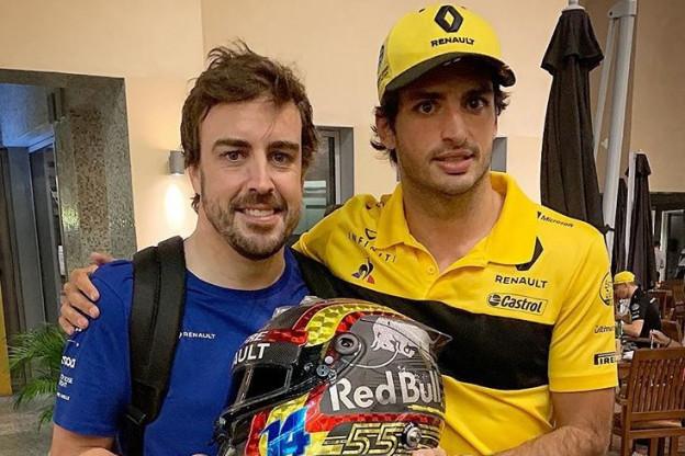 Renault: 'Wij zijn Alonso's programma nu aan het samenstellen'