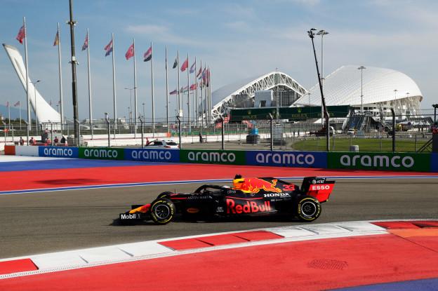 F1 Live 14.00 uur   Kwalificatie Grand Prix van Rusland