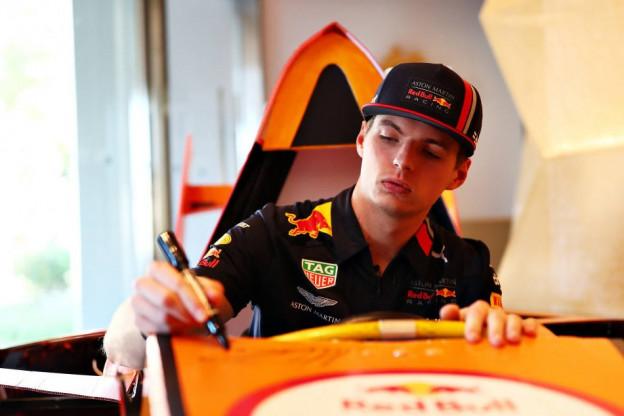 Yamamoto over Honda-meeting in Hongarije: 'We deden het voor Max'
