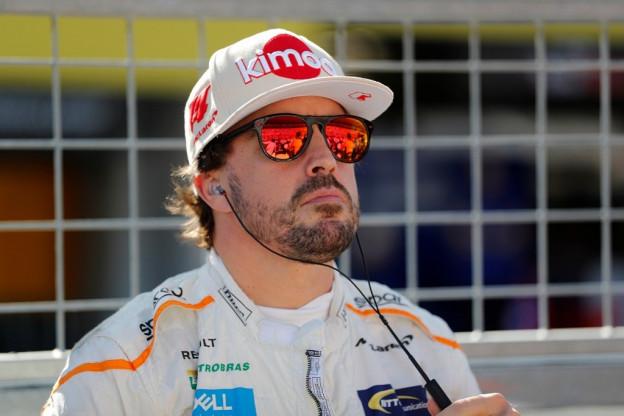 Ocon ziet komst Alonso zitten: 'We hebben een goede relatie'