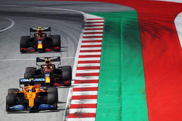 Doornbos: 'Red Bull moet voorbeeld nemen aan McLaren'