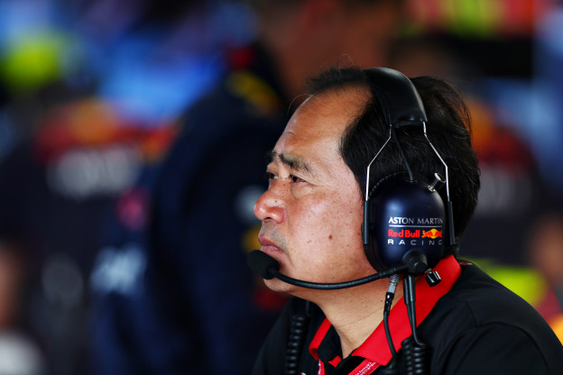 Tanabe baalt voor Verstappen en is blij met Gasly: 'Heel teleurstellend'