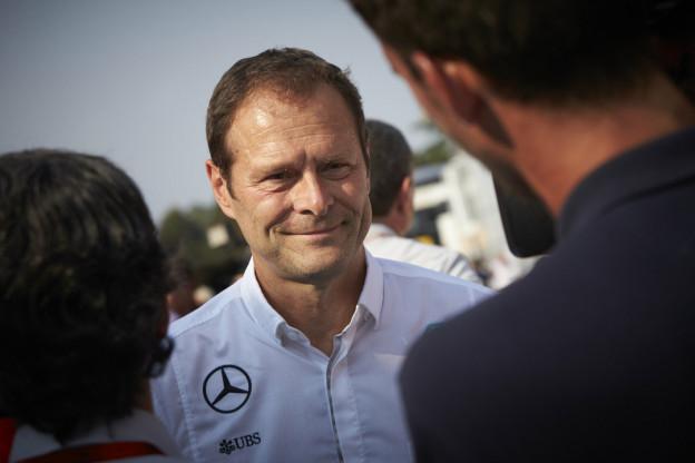 Costa over Hamilton: 'Hij doet mij veel denken aan Schumacher'