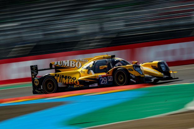Grote achterstand voor Racing Team Nederland op Le Mans na veel pech