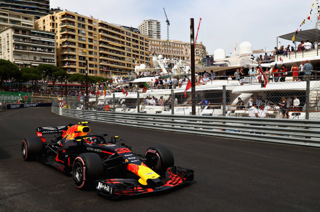 Overzicht tijden Grand Prix van Monaco 2019