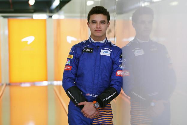 Norris kijkt uit naar strijd met Ricciardo: 'Niet alleen maar lachen en gieren'