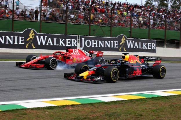Formule 1 ontwikkelt inhaalsimulator om races spannender te maken
