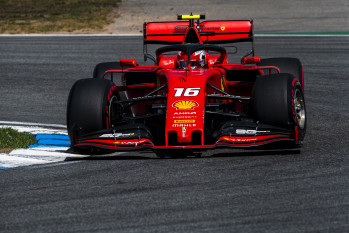 Uitslag derde vrije training Grand Prix van Singapore