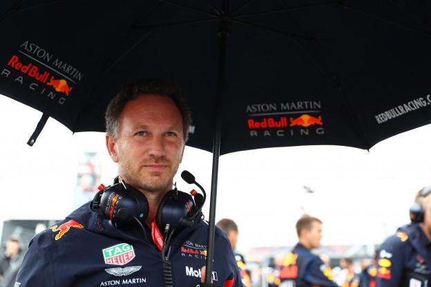 Horner vroeg Verstappen geen snelste ronde te rijden: 'Besloten geen risico te nemen'