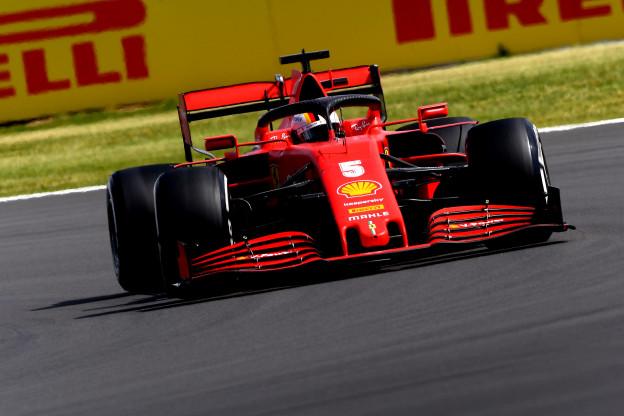 Hoe kon Ferrari weer competitief zijn op Silverstone?