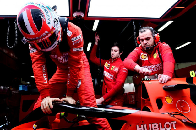 Update | Formule 4-team kondigt Leclerc aan voor 2020