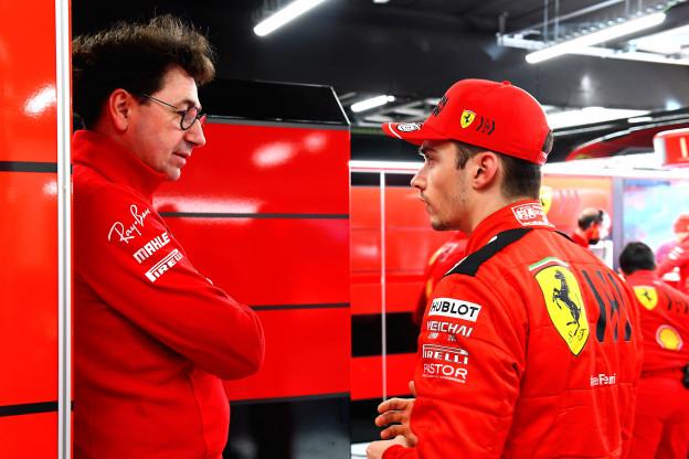 Ferrari naar Rusland met een goed aantal updates aan SF1000