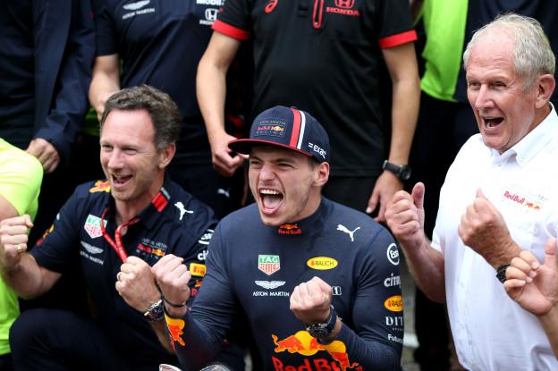 Cijfers: Verstappen krijgt maximum score van La Gazzetta dello Sport
