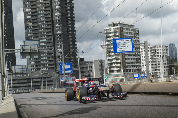 Rotterdam valt af voor organisatie F1-race in Nederland