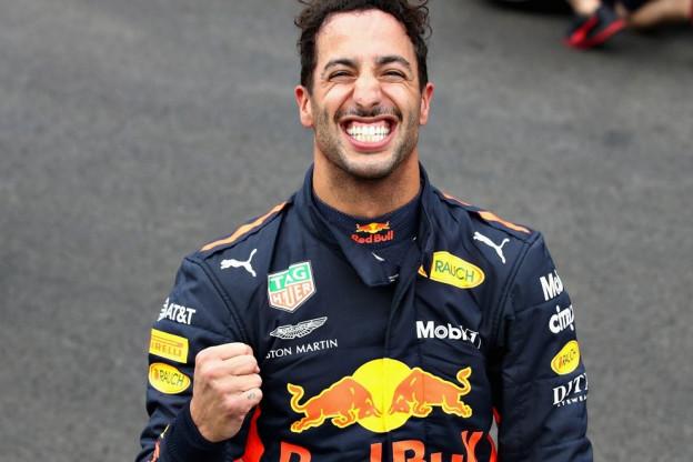 Prost over komst Ricciardo: 'Hij gaat ons van informatie voorzien'